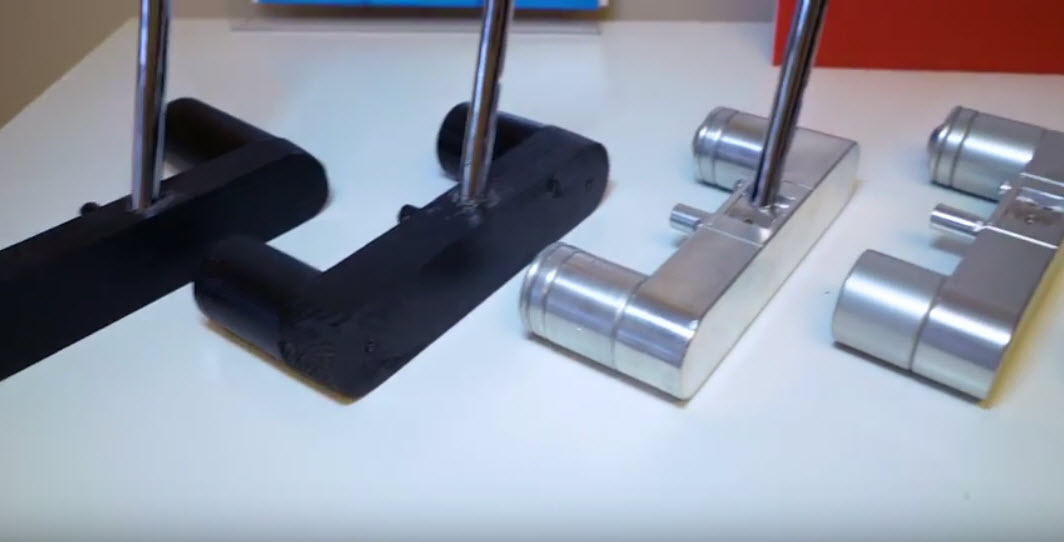 Cure Putters Video