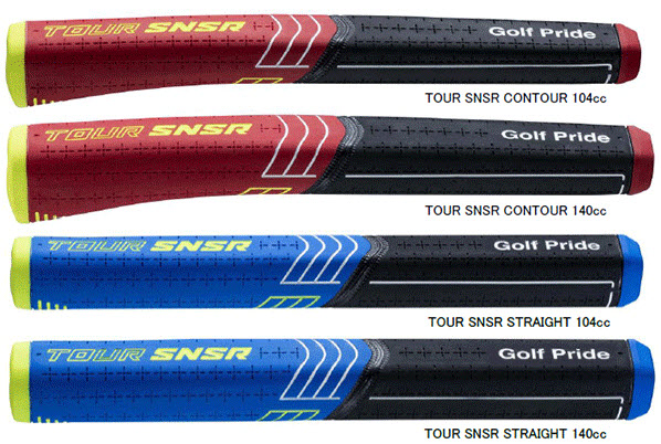 Golf Pride Tour SNSR Grips