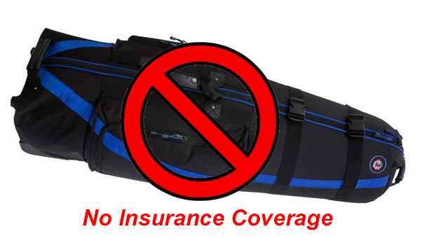 Soft Golf Case - no coverage