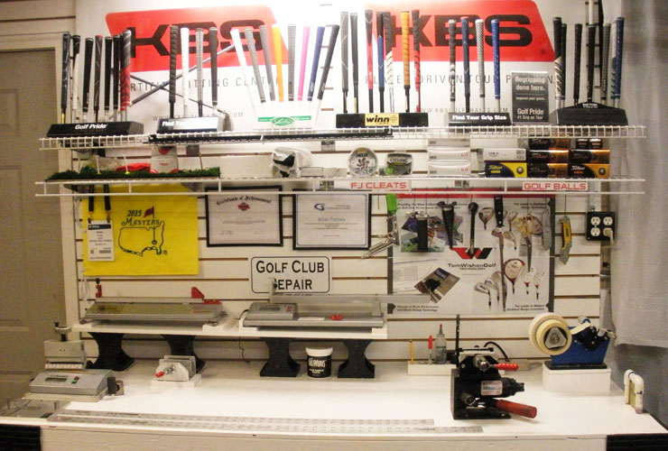 Club Building Workbench